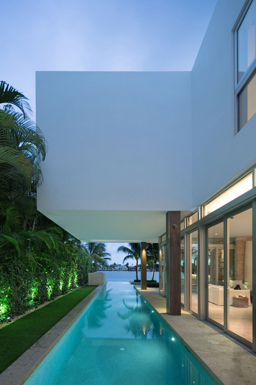 The most beautiful modern home in florida shoproomideas for The most modern house