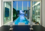 modern home rectangle pool living room glass walls modern florida luxury home beach home mansion white shop room ideas southern minimalist pool design ideas