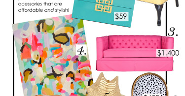pink couch turquoise jewelry box leopard print dining arm chair orange velvet sofa watercolour artwork fun bright colorful room furniture decor ideas inspiration pink couch yellow sofa zebra gold carpet pnterest home design idea shop room ideas
