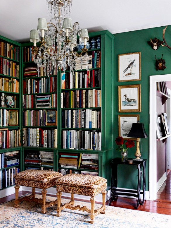 Just In Time For Christmas Emerald Green Rooms