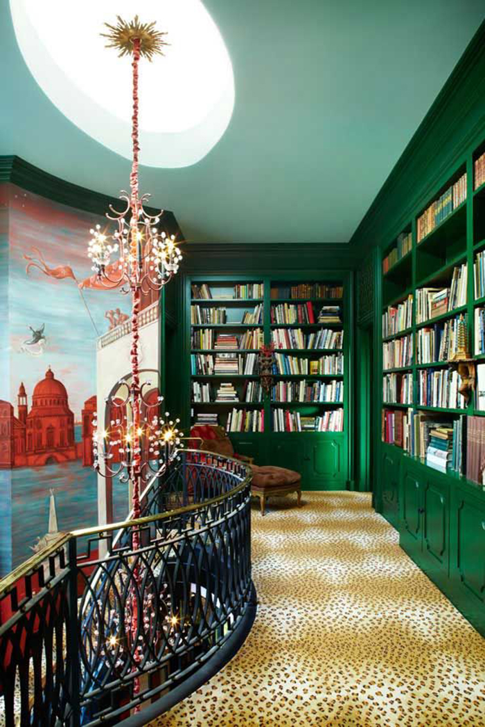 Just in time for christmas emerald green rooms for Emerald green bedroom ideas