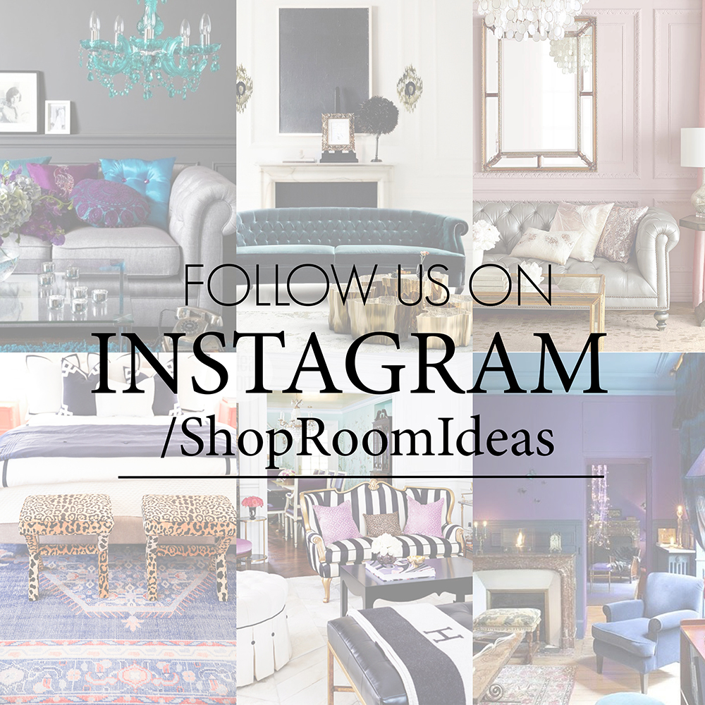 Interior Design Blogs To Follow instagram page is up! - shoproomideas