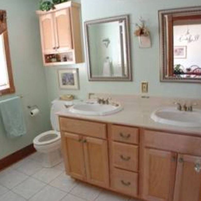 how to small bathrom rneovation before and after photos decorating shop room ideas homes on homes debby travis