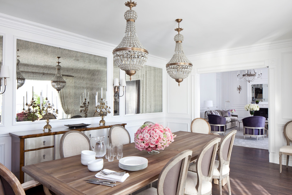 rustic glam dining room decor rustic farmhouse table open concept kitchen dining room weathered hardwood kitchen isand shabbychic inspiration ideas glamorous decor traditional dining room