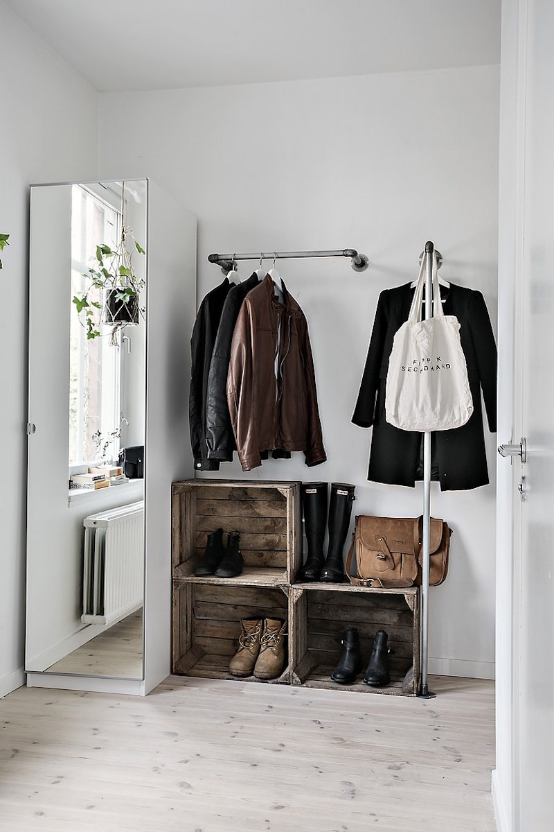 High Quality Get THE Look! Awesome Clothing Racks For Wardrobe Organization