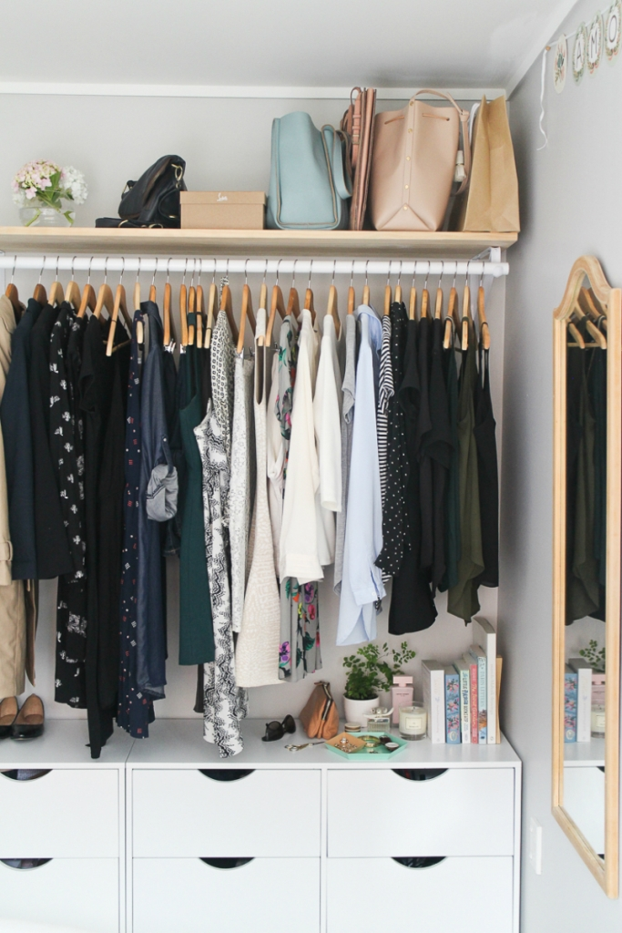 org answering ideas linen ff open closet
