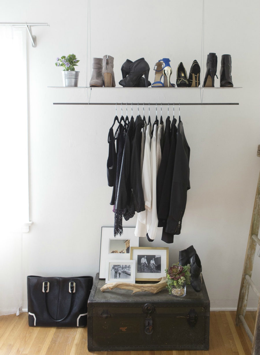 Apartment Closet Organization Ideas
