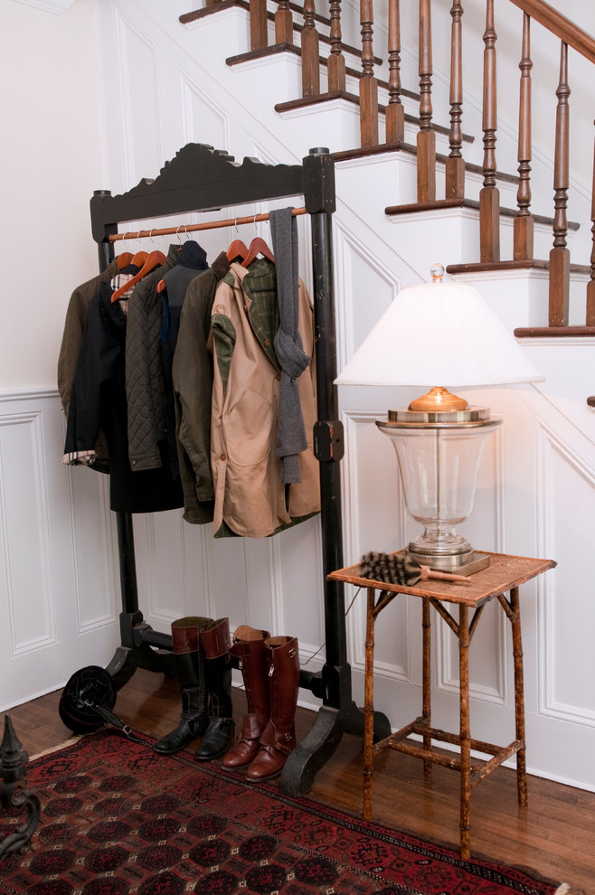 Open Foyer Closet : Chic and modern open closet ideas for displaying your