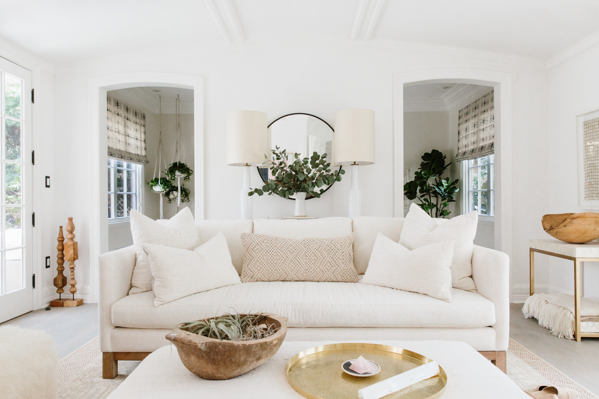 cream white beige color palette for homes nautical ocean beach style vacation house decorating with neutrals linen cotton gold scandinavian swedish style shop room ideas