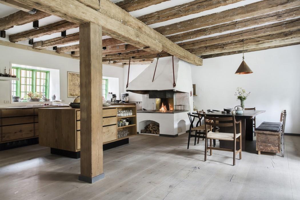 extra wide plank wood flooring oak flooring trends 2018 barnwood style modern country home farmhouse urban shop room ideas