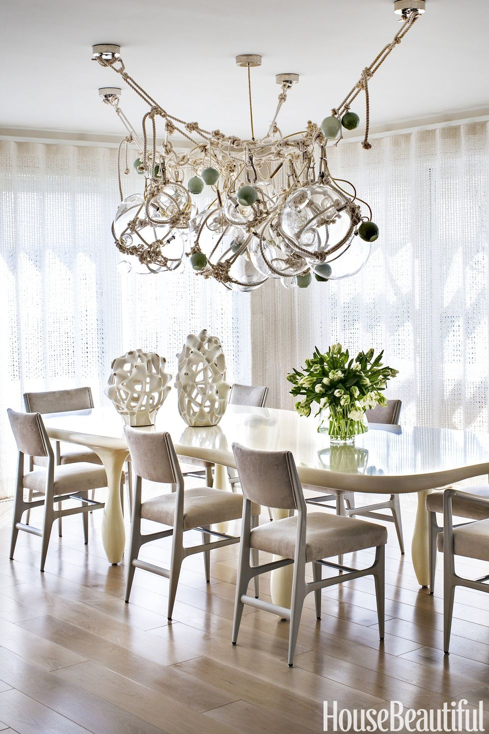 90 Stunning Dining Rooms With Chandeliers Pictures: Cheap Home Decor Trending Ideas