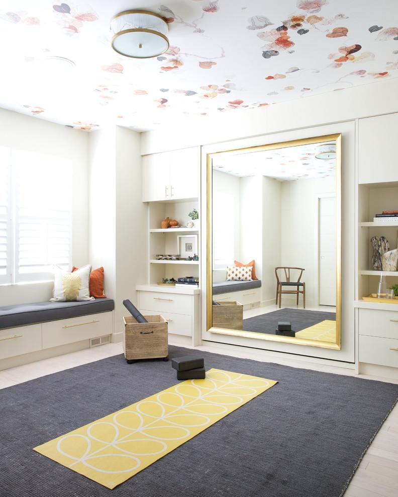 Interior Design Ideas For Home Gym: Motivation Tip: Decor For Your At Home Gym