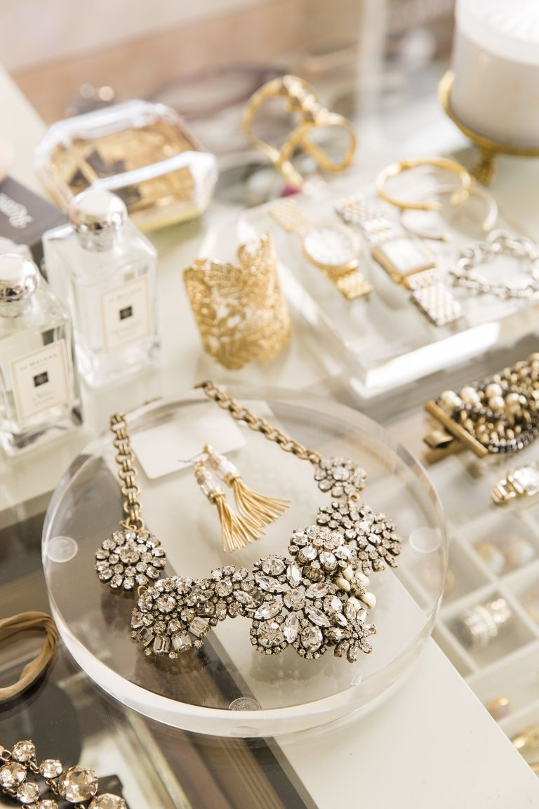 Jewelry Closet Organization Storage Hacks Ideas On A Budget Ikea Organizer Kylie Jenner Kardashian Closet Dream Closet Glam Shop Room Ideas Shop Room Ideas