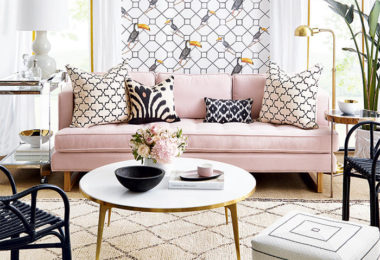 pink and gold living room shop room ideas cheap home decor trending ideas 19952