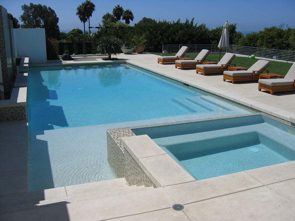 concrete etsamping patio pool deck modern home style decorative concrete staining polished flooring indianaolis concrete artisans
