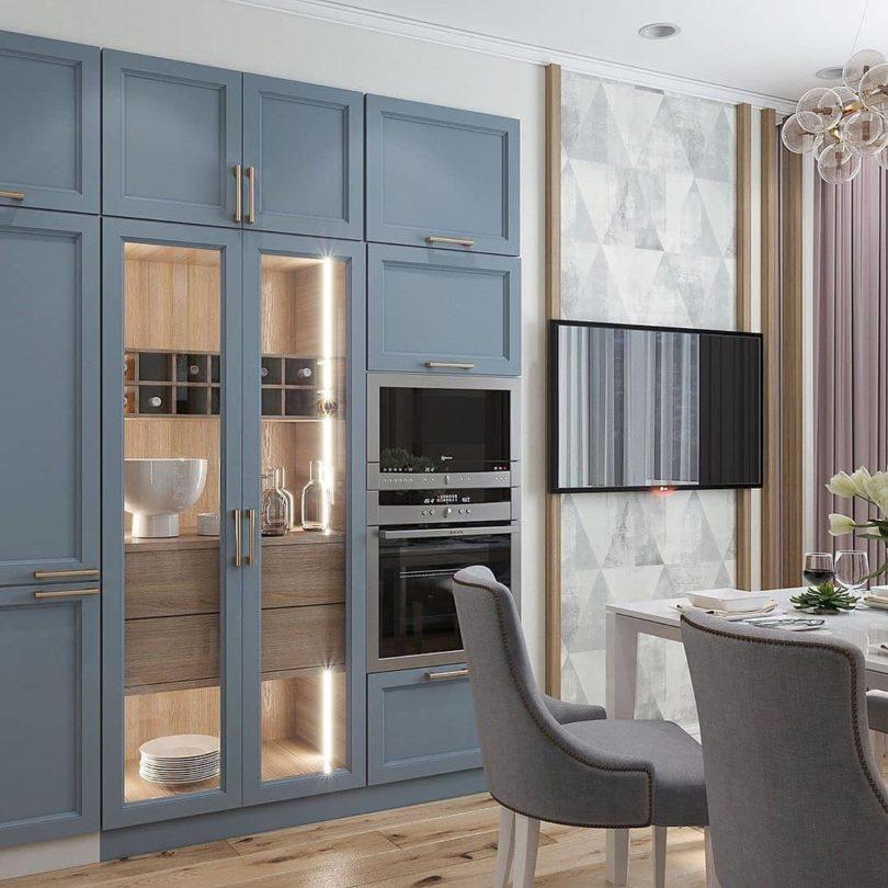 Open Kitchen Gate: Cheap Home Decor Trending Ideas